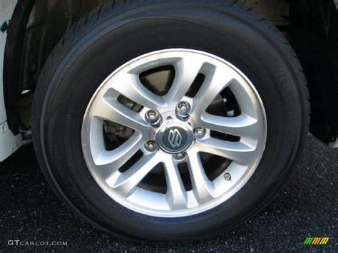Suzuki Wheel 2006 Suzuki Xl7 7 Passenger Awd Wheel Photo 78190038