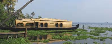 kerala boat house rates deluxe houseboat package kerala houseboat package