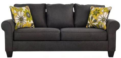 nolana sofa nolana charcoal sofa costa rican furniture