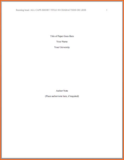 8 what is apa format look like budget template letter