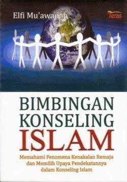 Bimbingan Dan Konseling Islam toko buku sang media bimbingan konseling