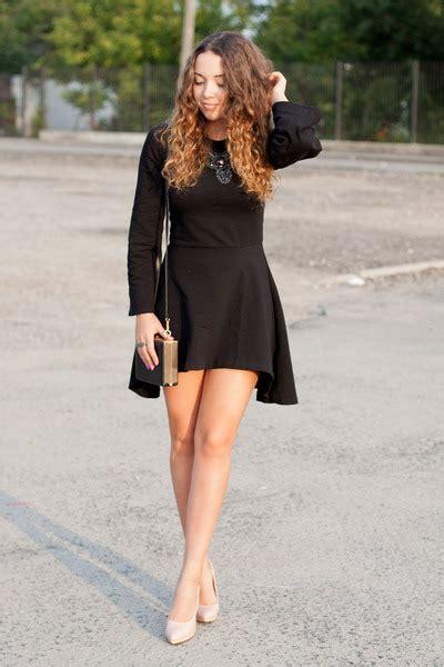 black nommo dresses light pink wholesale shoes black