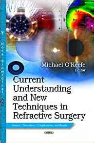 management of complications in refractive surgery books current understanding and new techniques in refractive