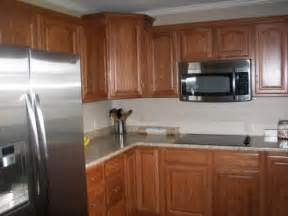 Medium Oak Kitchen Cabinets | 28 medium oak cabinets oak kitchen who makes