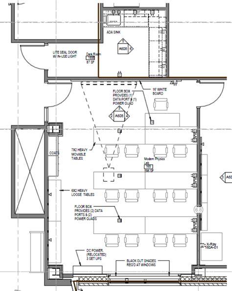 physics lab floor plan pin laboratory at the stewart gardner museum