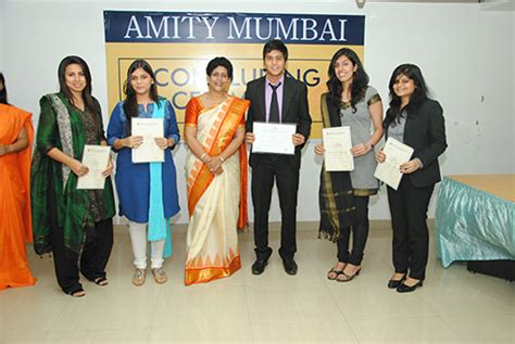 Amity Mumbai Mba by Welcome To Amity Global Business School