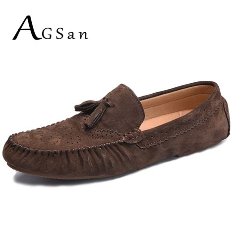 italian loafers and moccasins agsan suede loafers casual shoes blue black tassel