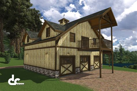 Barn Plans With Living Space by House Plans Barns With Living Space 28 Images Barn