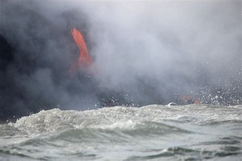 lava boat tours cancelled oozing lava picture of kalapana cultural tours pahoa