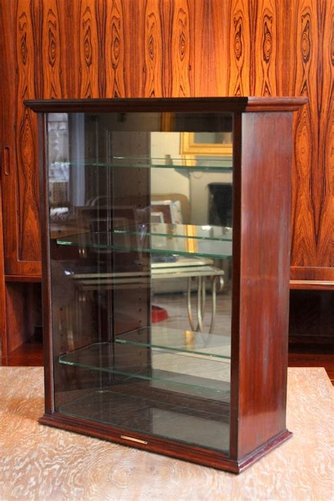Shop Display Cabinets Uk by 19th Cent Mirrored Shop Display Cabinet