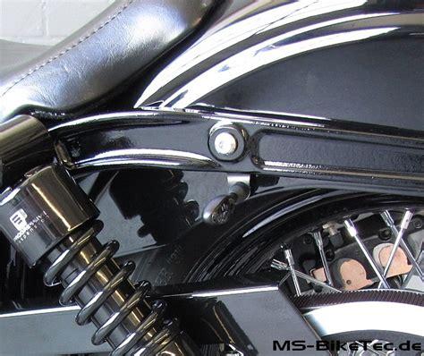 Hoodiesweaterjaket Motor Harley Davidson 649 blinkerhalter hinten f 252 r dyna 174 modelle halter dyna