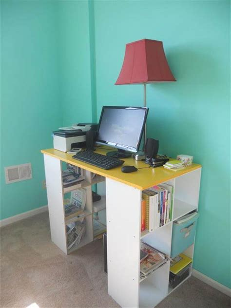 diy computer desk designs 10 diy computer desk design ideas newnist