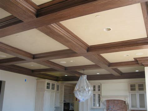 Images Of Coffered Ceilings by The Gallery For Gt Rustic Wood Coffered Ceiling