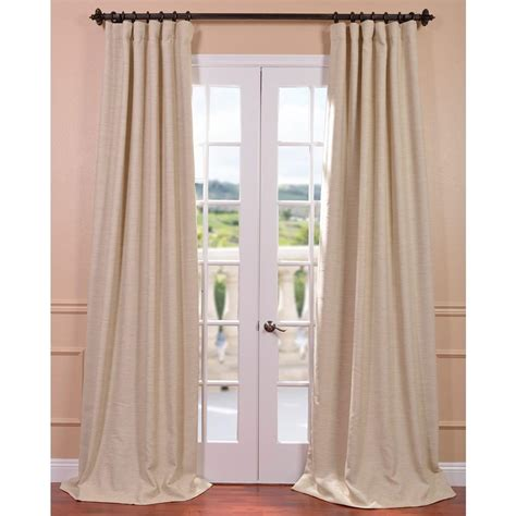hourglass curtains home decorators collection beige hourglass embroidered