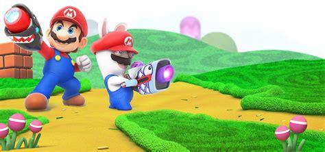 Murah Mario Rabbids Kingdom Battle Nintendo Switch mario rabbids kingdom battle on nintendo switch