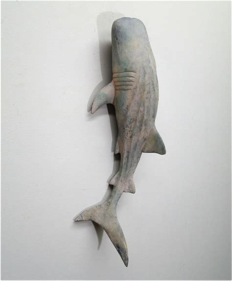 shark home decor nautical wall mounted whale shark home decor beach house
