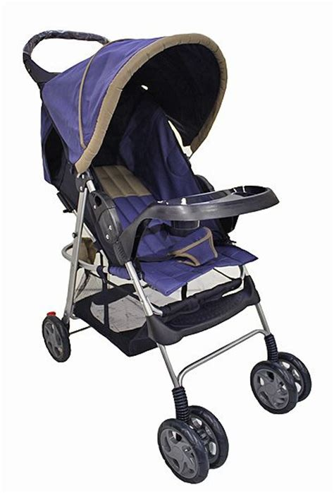reclining stroller dream on me reclining stroller with console navy blue