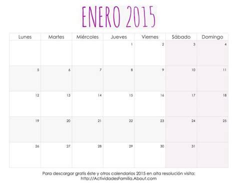 Calendario Femenino Calendario De Celebraciones En Enero 2015