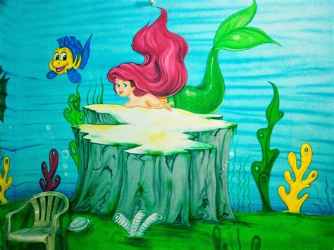 school painting play school wall painting 3d wall painting