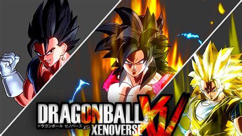 dragon ball ps3 wallpaper dragonball xenoverse enhanced mod ps3 pc