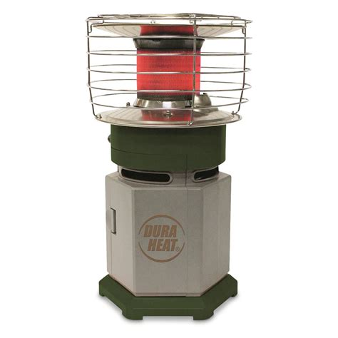 outdoor heat l duraheat single tank portable 360 176 indoor outdoor propane
