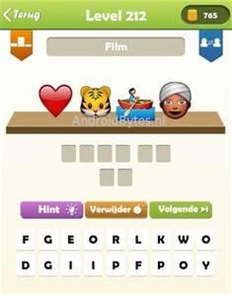 film emoji quiz nl emoji quiz film deel 2 androidbytes