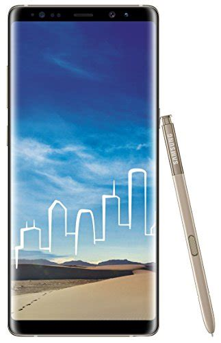 Samsung Note 8 Gold samsung galaxy note 8 maple gold feeloffer
