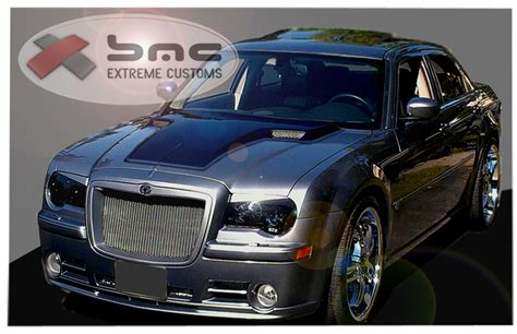 Chrysler 300 Srt8 Performance Parts by Trufiber 300 300c Hoods And Accessories