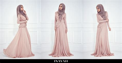 Dress Muslim Inayah inayah modest evening wear gowns coming soon to