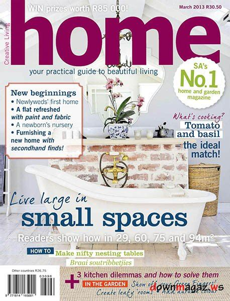 home design magazines south africa home south africa march 2013 187 download pdf magazines