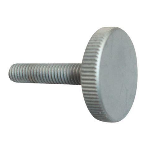 flat knurled thumb screws flat knurled thumb screws 8070