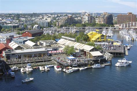 Interior Spaces by Granville Island Redevelopment Dialog
