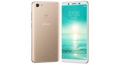 Vivo V7 Smartphone Gold 32gb 4gb Gransi Resmi Vivo vivo v7 energetic blue variant to launch in india on december 20