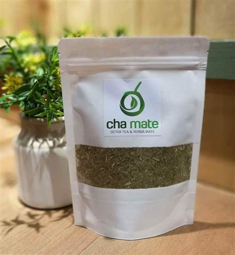 Mate Detox Tea by Yerba Mate Chamate Yerba Mate Detox Tea