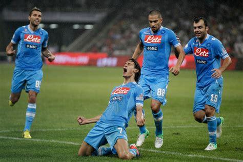 Napoli The Not So Weekly Wino by Edinson Cavani Juventus Fc V Ssc Napoli 2012 Ago8c3 Qjeql