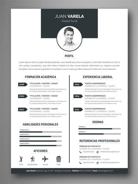 Plantilla De Curriculum Vitae El Salvador plantilla cv orientaci 243 n para el empleo