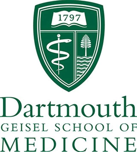 Dartmouth College Letterhead geisel school of medicine geisel logo visual identity guide