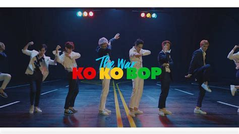 The EXO inspired 'Ko Ko Bop Challenge' is the Internet's