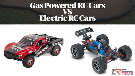 rc boats gas vs electric gas powered rc cars vs electric rc cars