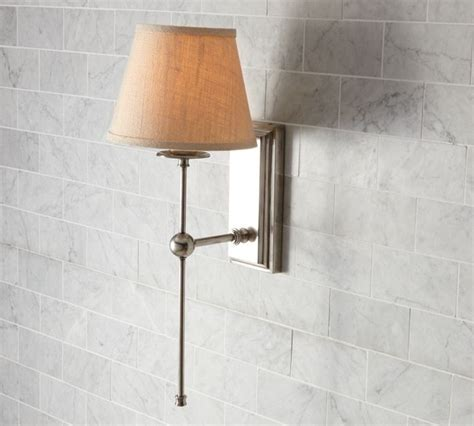 Contemporary Wall Sconces Steiner Single Sconce Base Contemporary Wall Sconces