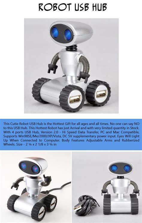 Usb Hub Robot Adapter Adapter Robot Usb Hub 4 Port Hub Prsn top ten office products of the week