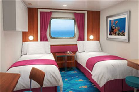 Cruise Line Cabin Categories by Cabins And Staterooms Cruiseline