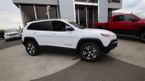jeep compass trailhawk 2017 white 2017 jeep trailhawk bright white hw652074