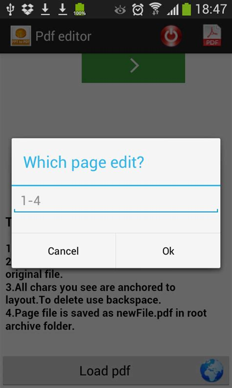 edit pdf android editor text for pdf android apps on play