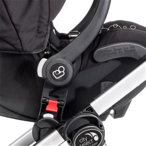city select chicco adapter for car seat baby jogger city versa select car seat adapter free