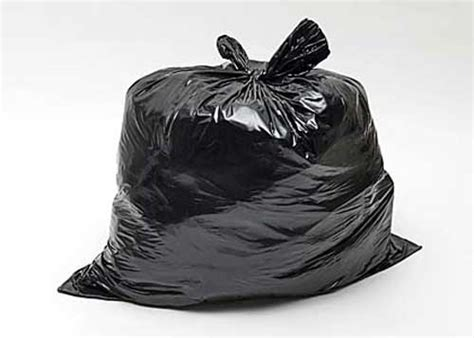 Bin Bag by Nothing To Do With Arbroath Wearing Bin Bag His