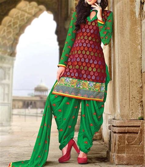 boat neck gale ka design new patiyala suit 2016 stylish patiala neck designs