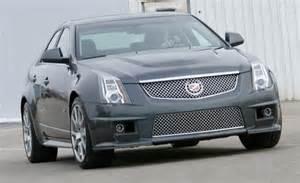 2009 Cadillac Cts V 2009 Cadillac Cts V Photo