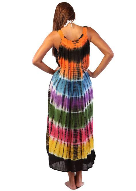Blus Batik Semerbak Umbrella 3 ingear tie dye umbrella dress batik dress