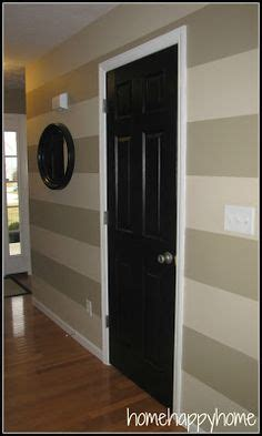 Painting Interior Doors Black Before And After Black Interior Doors On Paint Interior Doors